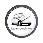 Messerschmitt Deluxe Wall Clock