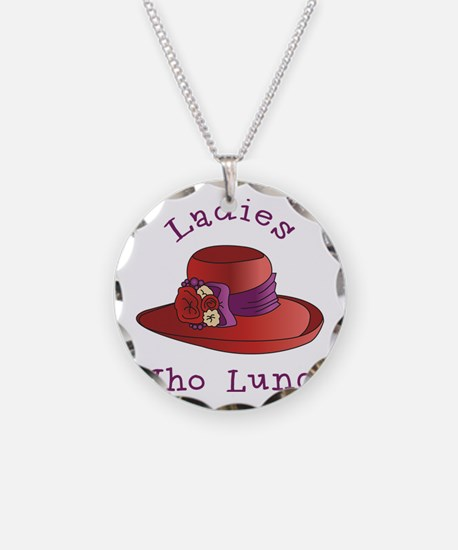 Ladies Who Lunch Necklace