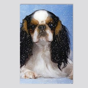 English Toy Spaniel Dog P Postcards (Package of 8)
