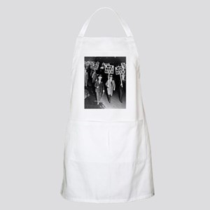 We Want Beer! Protest Apron
