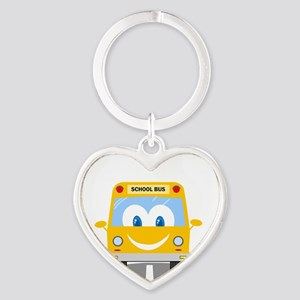 Path to Knowledge Heart Keychain