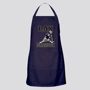 LAX Fear The Stick Apron (dark)