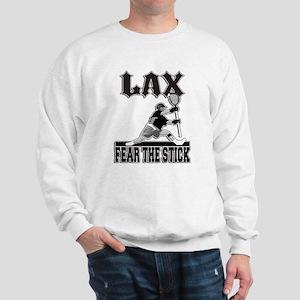LAX Fear The Stick Sweatshirt