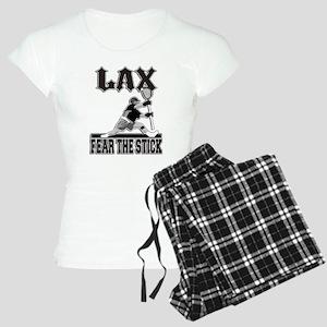LAX Fear The Stick Women's Light Pajamas