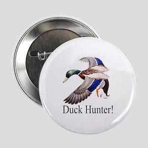 """Duck Hunter 2.25"""" Button"""