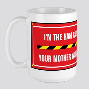 I'm the Ham Radio Operator Large Mug