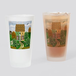 St. Patricks Cottage Drinking Glass
