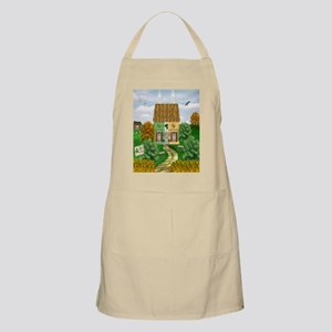St. Patricks Cottage Apron