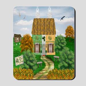 St. Patricks Cottage Mousepad