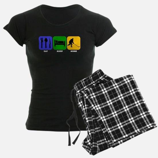 Eat Sleep Score Pajamas