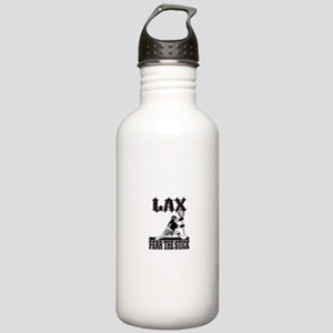 LAX Fear The Stick Stainless Water Bottle 1.0L
