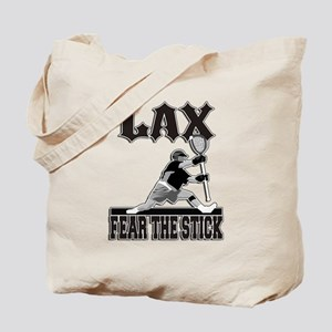 LAX Fear The Stick Tote Bag