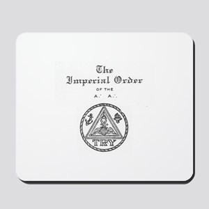 Rosicrucian Imperial Order Mousepad