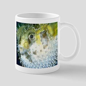 Puffer Fish Mugs