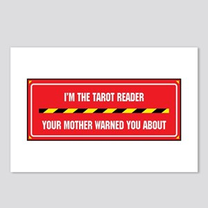 I'm the Tarot Reader Postcards (Package of 8)