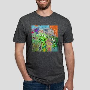 City of Hollywood Mens Tri-blend T-Shirt