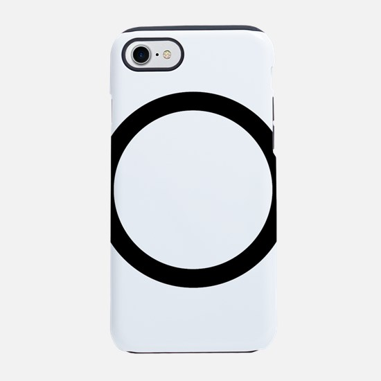 CyanogenMOD Circle B iPhone 7 Tough Case