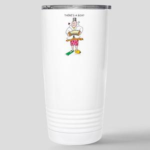 Theres a Box? Travel Mug