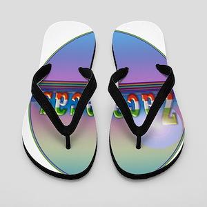 Zacatecas Flip Flops