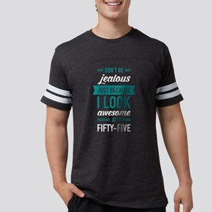 Awesome At Fifty-Five T-Shirt