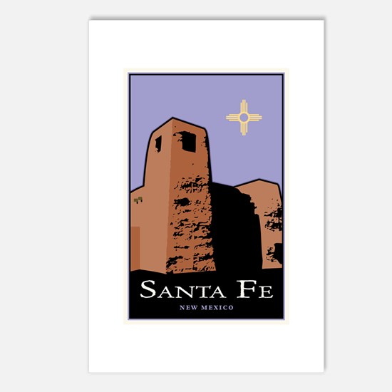 New Mexico Postcards (Package of 8)