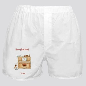 Happy Birthday - to you! Boxer Shorts