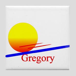Gregory Tile Coaster