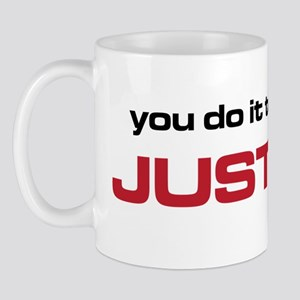 The Bends Just you do it to yourself bl Mug