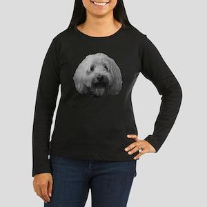 Cody Women's Long Sleeve Dark T-Shirt