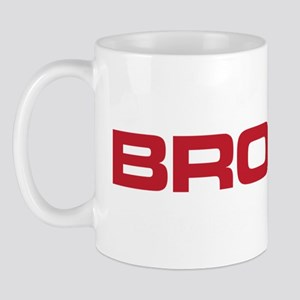 The Bends Planet Telex white and red Mug