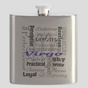 Virgo Flask