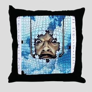 Magicraftsman Throw Pillow
