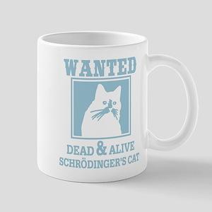 Wanted Cat Mugs