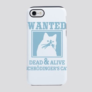 Wanted Cat iPhone 7 Tough Case