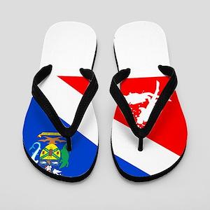 Dive the Solomons Flip Flops