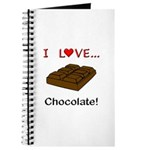 I Love Chocolate Journal