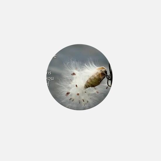 milkweed - Vibe Shifting Calendar Mini Button