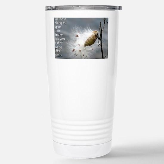 milkweed - Vibe Shiftin Stainless Steel Travel Mug