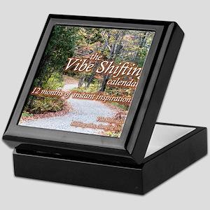 Vibe Shifting Calendar Keepsake Box