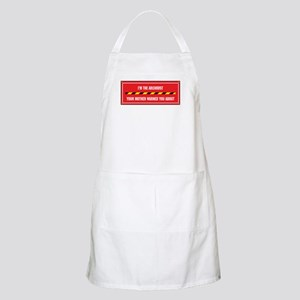 I'm the Archivist BBQ Apron
