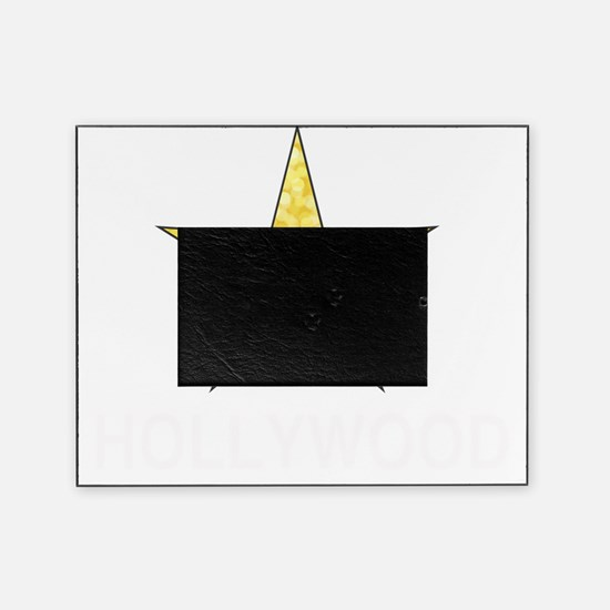 Hollywood California Star Picture Frame
