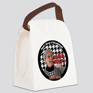 BAMA UUUP! Hanks House of Houndst Canvas Lunch Bag