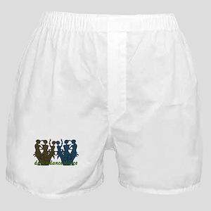 Dance Dance Dance Boxer Shorts