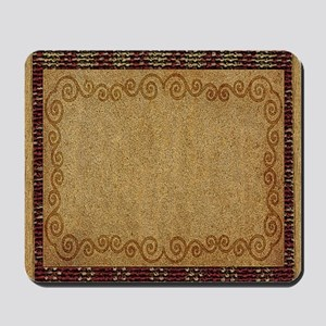 WESTERN PILLOW 1 Mousepad
