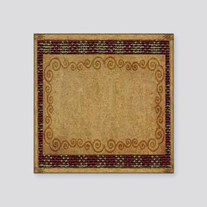 """WESTERN PILLOW 1 Square Sticker 3"""" x 3"""""""