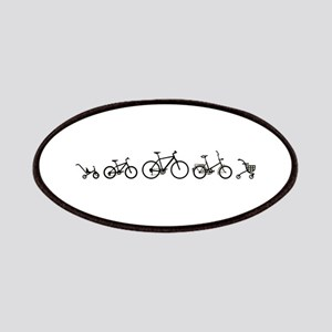 Bicycle Evolution Shirt Patch