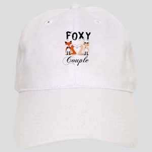 Foxy Couple Baseball Cap