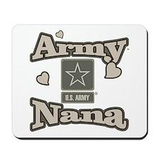 Army Nana Mousepad