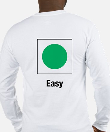 What's Your Sign? Easy Long Sleeve T-Shirt