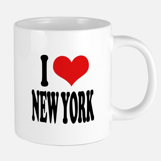 I * New York Mugs
